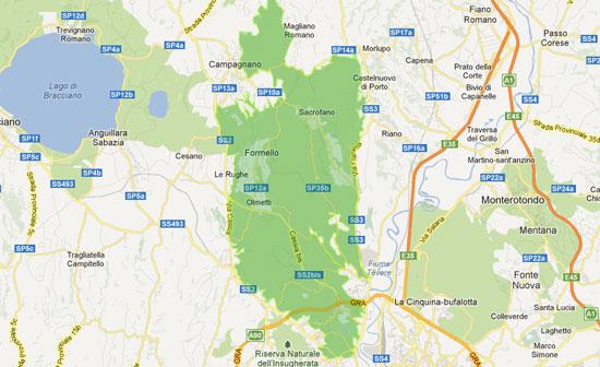 mappa_del_parco_di_veio